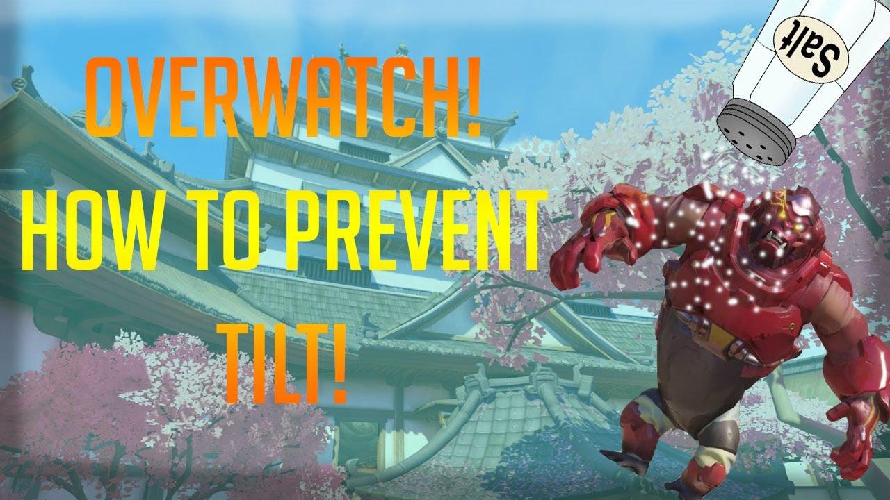 Overwatch: Как избежать тильта в 5 сезоне