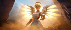 Ангел помогает