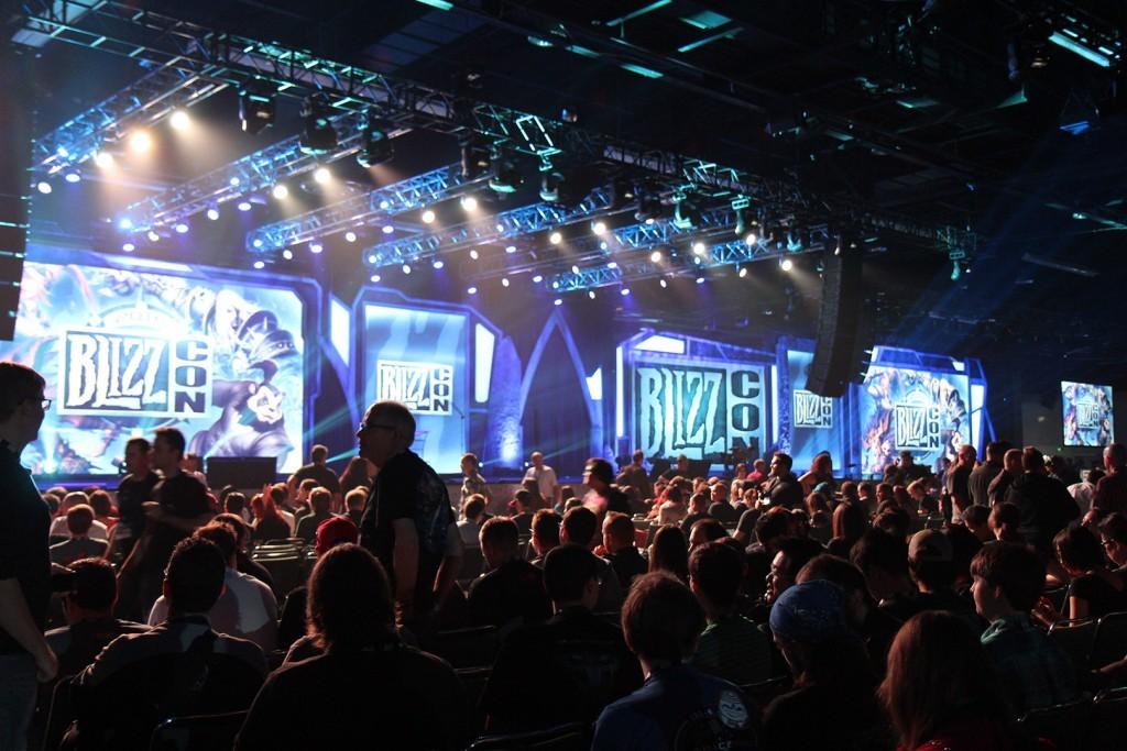 BlizzCon Overwatch график, подтвержденный Blizzard