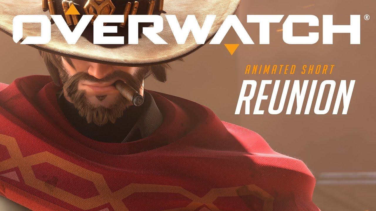 "Overwatch: Новая короткометражка ""Встреча старых друзей"" выпущена на Blizzcon 2018"
